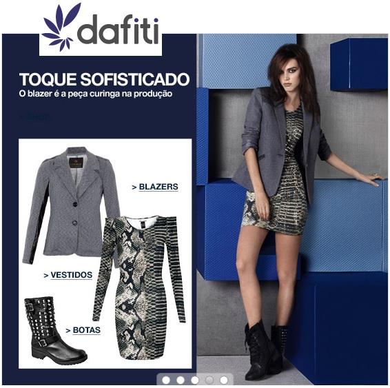 dafiti - TOQUE SOFISTICADO